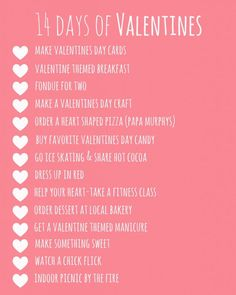 Valentines Day Decor : Description 14 Days of Valentines Printable My Funny Valentine, Valentine Day Love, Valentines Day Party, Valentine Day Crafts, Valentine Activities, Valentine's Day Quotes, Under Your Spell, Happy Hearts Day, Valentines Day Decorations