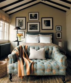 Inspiration & Ideas for Setting Up Your Own Bedroom Sitting Area | Apartment Therapy
