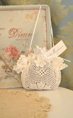 3 Productive Cool Tricks: Shabby Chic Furniture For Sale shabby chic bedding boho.Shabby Chic Office House Tours shabby chic pattern home decor. Shabby Chic Crafts, Shabby Chic Interiors, Vintage Shabby Chic, Shabby Chic Decor, Lavender Bags, Lavender Sachets, Lavander, Doilies Crafts, Shabby Chic Mirror
