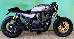 Yamaha XJR1200 By Garage 85