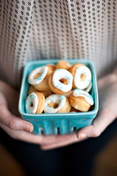 Little Donuts:)
