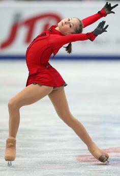Julia Lipnitskaya - figure skating, Russia