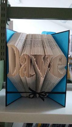 Book Art - Dave
