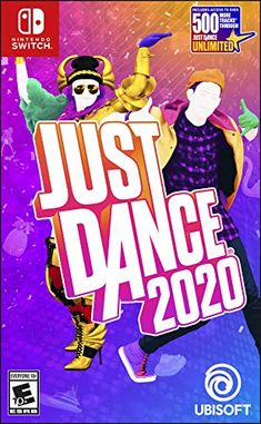 Just Dance® 2020 for Nintendo Switch - Nintendo Game Details Brianna Hildebrand, Just Dance, Wii U, Haikyuu, Xbox One For Sale, Nintendo Systems, Dance Games, Latest Hits, Nintendo Switch Games