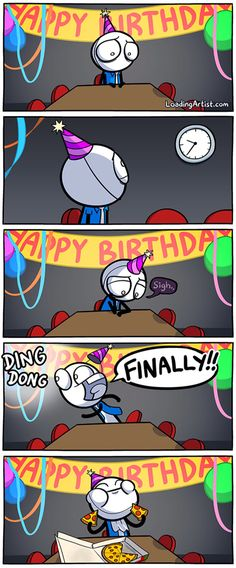 Humor Hilarious Birthday Life New Ideas Really Funny, Funny Cute, Hilarious, Funny Happy, Cute Comics, Funny Comics, The Odd 1s Out, Rage Comic, Funny Comic Strips