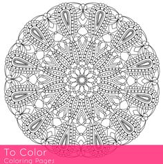 Free Adult Coloring Books Downloadable - WOW.com - Image Results
