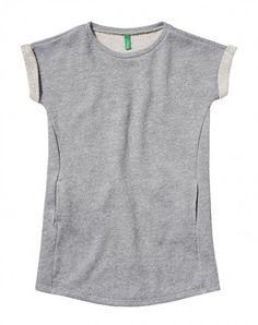 SHORT SLEEVE DRESSES-Benetton