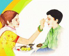 "Raksha Bandhan as the name states Raksha means ""to protect"" and bandhan means ""bond"". The bond between siblings, especially brother and sis. Raksha Bandhan Songs, Raksha Bandhan Messages, Raksha Bandhan Cards, Happy Raksha Bandhan Images, Raksha Bandhan Greetings, Raksha Bandhan Wishes, Rakhi Wishes, Rakhi Cards, Happy Rakhi"