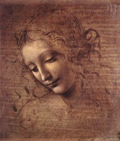Leonardo da Vinci Female Head painting is available for sale; this Leonardo da Vinci Female Head art Painting is at a discount of off. Art Ninja, Mona Lisa, Renaissance Kunst, High Renaissance, Italian Renaissance Art, Female Head, Pierre Auguste Renoir, Rembrandt, Love Art