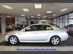 awesome 2006 Acura TL Base wNavi - For Sale