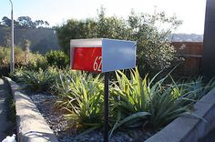 Box Design Urban Modern Contemporary Mailbox New Contemporary Mailboxes, Modern Contemporary, Modern Design, Contemporary Architecture, New Mailbox, Modern Mailbox, Mailbox Ideas, Box Design, House Design