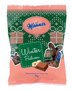 Manners, Winter, Coffee, Drinks, Bags, Food, Milky Bar Chocolate, Chocolate Candies, Weihnachten