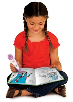 LeapFrog hopes to crossover its learn-to-read platforms, such as the Tag Reader, pictured above. -SF Gate