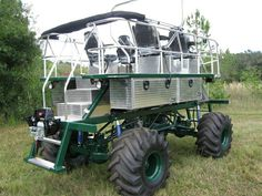 Swamp buggy with lots of storage