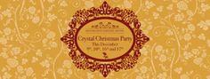 Crystals, Party, Christmas, Xmas, Crystal, Parties, Navidad, Noel, Natal