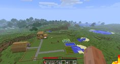 My Farm in Minecraft