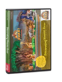 Decorating Places: DVD - Roar VBS by Group