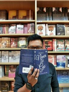 He is not a reader, even he never read a book completely, He is my brother, hard worker, a dreamer, Visiting Franch is his dream since he was young, Anggun C Sasmi is his inspiration, I call him Carl ( Carli U Wiharko )