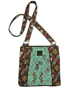 Sassperella Wallet - Quilted Fabric Handbags & Wallets ... : quilted bags like vera bradley - Adamdwight.com