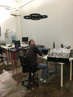 Building a (semi) Autonomous Drone with Python