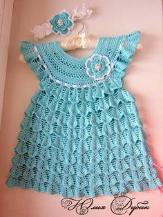 Crochet Girls Dress Pattern, Doll Dress Patterns, Little Girl Dresses, Girls Dresses, Summer Dresses, Baby Suit, Toddler Outfits, Baby Dress, Knit Crochet