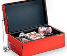 info for 86280 ede8b Faux Nike Shoebox Safe Secret Safe, Mens Gear, Shoe Box, Hidden Safe,