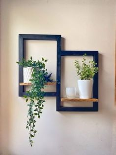 Diy Wood Projects, Home Projects, Home Crafts, Diy Bedroom Decor, Living Room Decor, Diy Home Decor, Craft Room Decor, House Plants Decor, Plant Decor