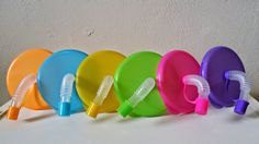 Party Favor Drinking Straws & Lids to Match by PartyFavorCups, $1.99