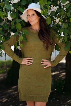 100% alpaca wool knitwear Chilly Alpaca Wool, Knitwear, Cold Shoulder Dress, Sweaters, Dresses, Summer, Fashion, Vestidos, Moda