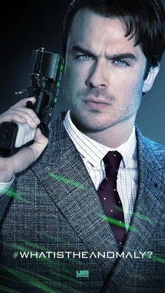 Finally a movie! A little tired of VD... The Anomaly: Ian Somerhalder