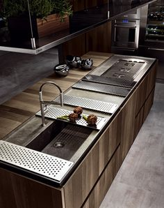 4 Jolting Cool Tips: Counter Tops Bar Subway Tiles modern counter tops quartz countertops. Big Kitchen, Kitchen And Bath, Kitchen Dining, Kitchen Decor, Kitchen Island, Kitchen Sink, Kitchen Ideas, Kitchen Rustic, Kitchen White