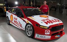 Marcos Ambrose's 2015 Clipsal 500 Livery -  i like it but some of the concept liveries were better