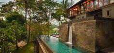 Bali Spa Resorts | Umabona Residence COMO Shambhala Estate Bali