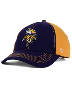 '47 Brand Minnesota Vikings Nfl Overturn '47 Mvp Cap