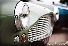 #Aston Martin DB4 Series 4