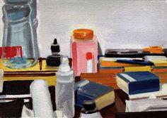 Painting Title : Ink  Robert Chunn
