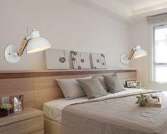 Splink Modern Wall Sconce Wood & Cast Adjustable Iron Wall Mount Lamp Light for Loft Bedroom Dekor White Wall Mounted Lamps, Modern Wall Sconces, Bedroom Loft, Iron Wall, Retro, Lamp Light, Furniture, Vintage, Trendy Tree