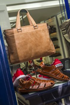 Gentle items for men Adler shoes, bags and wallets