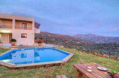 Crete villa for rent