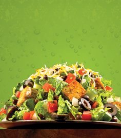 Close Talker Salad from Moe's Southwest Grill