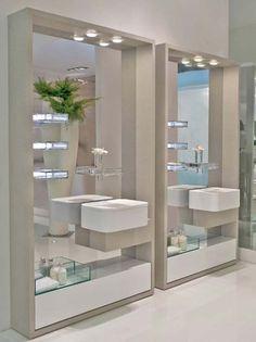 Toscoquattro Bathroom Mirror Contemporary Design
