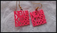Vintage New Kids on the block 1990's never by JanetsVintagePlanet, $12.00