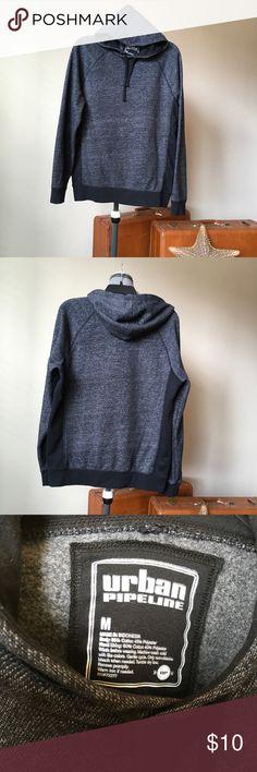 Urban Pipeline Men/'s Pullover Hoodie Birch Size L Retails $50 NWT Brand New
