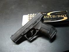 Walther Walther Walther P99AS Pistol, Pistol of Choice