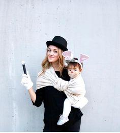 Babywearing Halloween costume