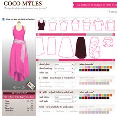 Coco Myles - Bridesmaid Dress Designer
