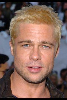 Hunky Brad Pitt