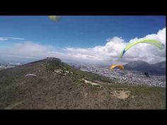 Tandem Paragliding in Cape Town | Fly Cape Town
