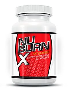 NUBURN-X THERMOGENIC FAT BURNER APPETITE SUPPRESSANT WEIGHT LOSS PRODUCT FOR MEN AND WOMAN 60 CAPSULES