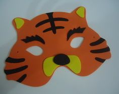Máscara de Gato- Chines
